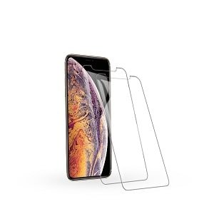 [2pcs ] Apple iPhone XS Max Tempered Glass LCD Screen Protector Film Guard