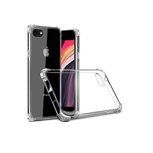 iPhone SE 2020 Clear Case Shockproof Heavy Duty Protective Cover For Apple
