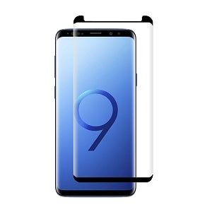 Samsung Galaxy S9 Full Cover Coverage Tempered Glass Screen Protector