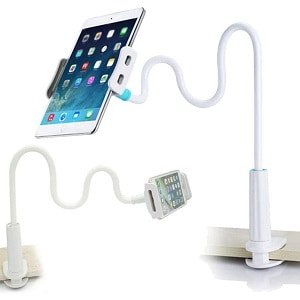 We Offer FREE SHIPPING On 360° Rotating Tablet Stand Holder Lazy Bed Desk Mount iPad iPhone Tab, USB Data Sync & Charging Cables etc, Wireless Charger etc