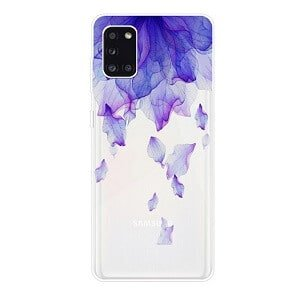 Samsung Galaxy A31 Case Soft Gel TPU Flexible Fancy Protective Slim Stylish Cover