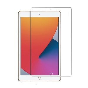 "Apple iPad 8th Gen 10.2"" 2020 Tempered Glass Screen Protector Film LCD Guard"