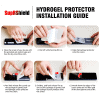 How to Apply Hydrogel Screen Protector Film Guard
