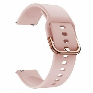 Garmin Vivoactive 3 Silicone Wristband Adjustable Replacement Rubber Watch Band Kit.