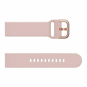 Garmin Vivoactive 3 Silicone Wristband Adjustable Replacement Rubber Watch Band Kit.//