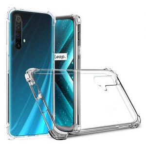 Realme X3 SuperZoom Clear Transparent Case Shockproof Heavy Duty Gel Clear Air Cushion Cover