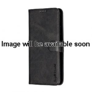 Samsung Galaxy A52 A72 5G SupRShield Wallet Leather Card Holder Flip Protective Shockproof Magnetic Case Cover (Black)