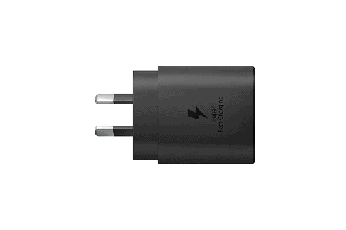 Genuine Official Samsung 25W EP-TA800NBEGAU Super Fast PD USB Type C Wall Charger Plug Adapter (Black) (4)