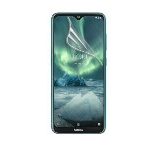 (3 Pack) Nokia 7.2 Anti Glare Matte Plastic Soft Pet Screen Protector Film Guard