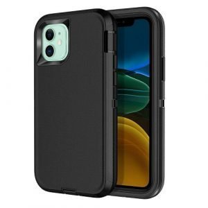 Apple iPhone 11 Military Grade Full Body Protection Bumper Case Cover