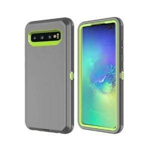 Samsung Galaxy S10+ Military Grade Protection Bumper Case