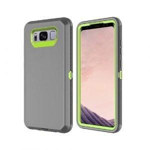 Samsung Galaxy S8 Military Grade Protection Bumper Case