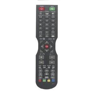 SONIQ TV Brand New Replacement Remote Control (QT166, QT155, QT155S) QT1D No Setup Needed