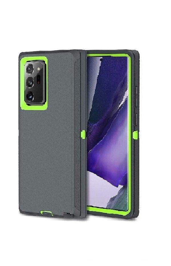 Samsung Galaxy Note 20 Ultra Military Grade Protection Bumper Case