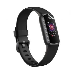 For Fitbit Luxe Clear Matte Plastic Soft Pet Screen Protector Film Guard