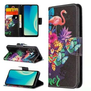 ZTE Blade A7S 2020 Wallet Case Flip Leather Card Slots Magnetic Stand Cover